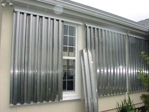 Storm Panels For Bay County Residents Hurricane Shutters