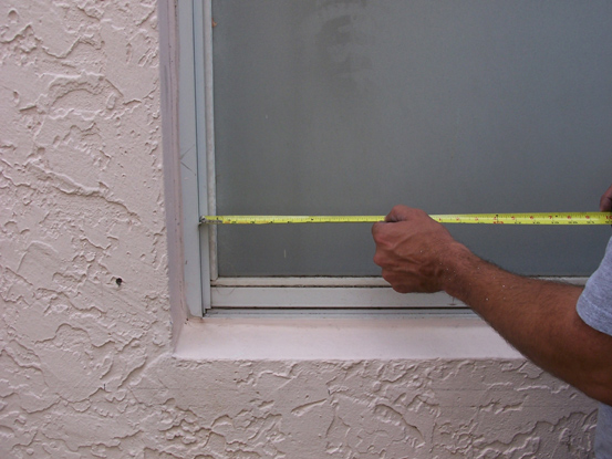 Incorrect Way to Measure Your Window